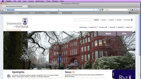 Thumbnail for entry Adding media to a page in Moodle