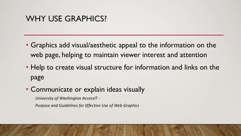 Create Simple Graphics in PowerPoint