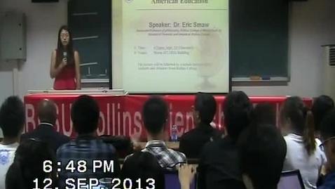 Thumbnail for entry BFSU vs Rollins debate