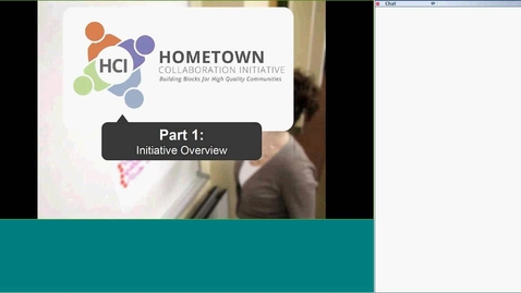 Thumbnail for entry How to Write a Competitive Application - Hometown Collaboration Initiative - June 2016
