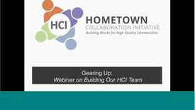 Thumbnail for entry Gearing Up: Webinar on Builidng our HCI Team