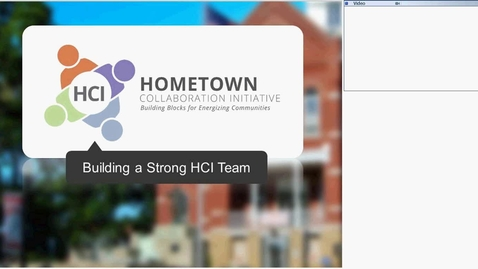 Thumbnail for entry HCI Session 1: Building Our Team