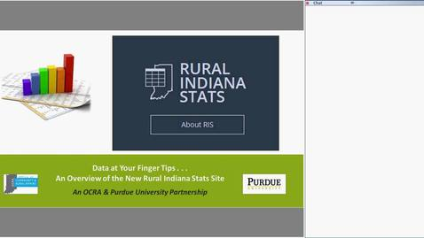 An Overview of the Rural Indiana Stats Website