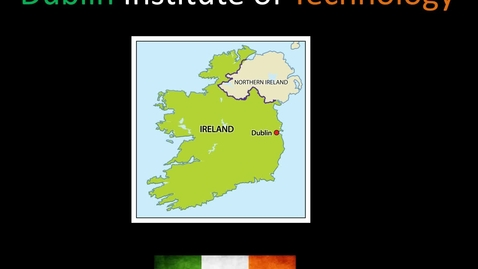 Thumbnail for entry Study Abroad in Ireland - Pictures