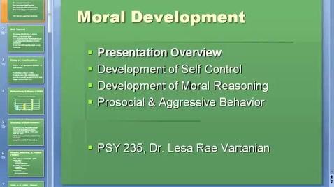 Thumbnail for entry Fall 2012 PSY 235 U4 Moral Development