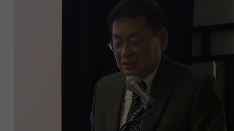 Thumbnail for entry Dr. Fenggang Yang SSSR 2015 Presidential Address