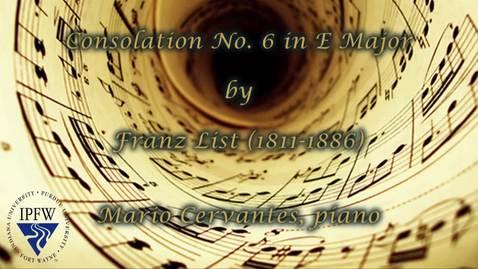 Thumbnail for entry Mario Cervantes