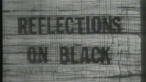 Thumbnail for entry reflectionsonblack.mov