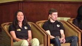 Thumbnail for entry Fireside Chat with Dean Jamieson-What To Do At Purdue