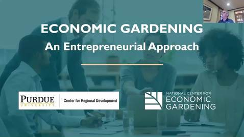 Thumbnail for entry Economic Gardening Webinar