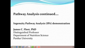 Thumbnail for entry Demonstration of IPA software