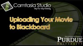 Thumbnail for entry Uploading a Camtasia Video to Kaltura via Blackboard