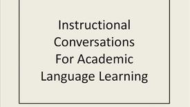 Thumbnail for entry EDCI526_Module2_Instructional Conversations