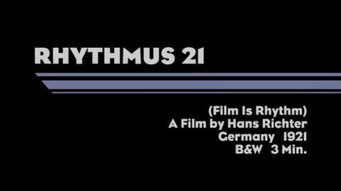 Thumbnail for entry rhythmus21.mov