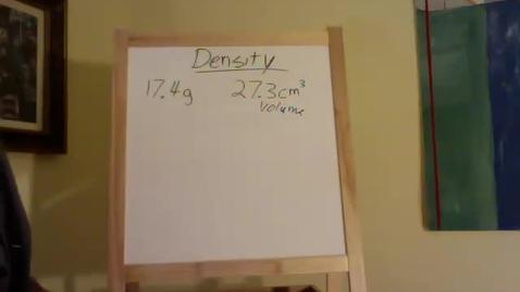 Thumbnail for entry Density 1.26