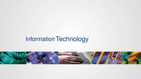 Thumbnail for entry Information Technology Services - Blackboard