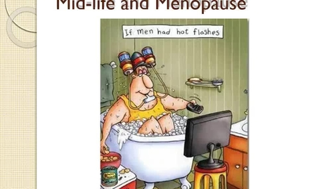 Thumbnail for entry Menopause and Osteoporosis