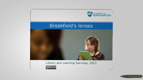 Thumbnail for entry Brookfield's lenses