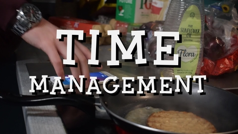 Thumbnail for entry 4 Step Time Management